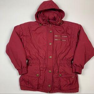 Vintage Skitique Retro Ski Wear Winter Jacket